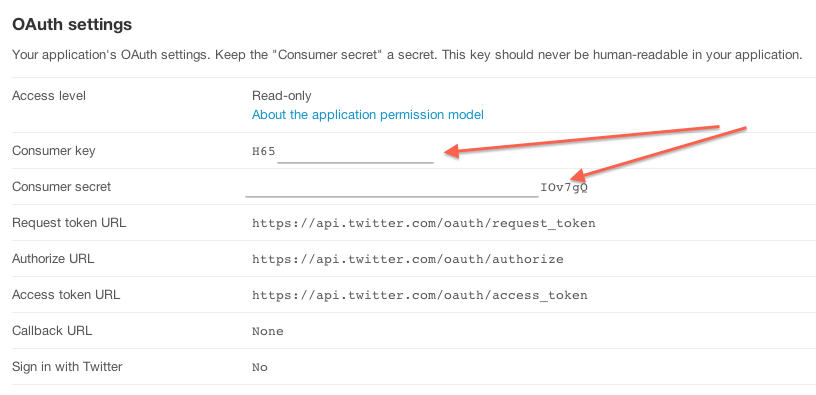 Using OAuth 1 0a with REST Connector - Documentation