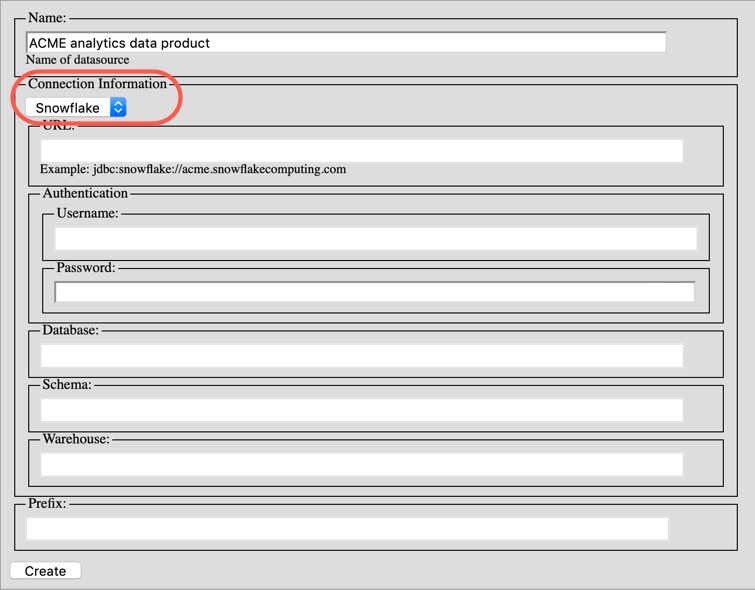 Integrate Data Warehouses Directly to GoodData based on an